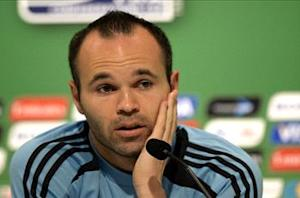 Iniesta wants to finish career at Barcelona
