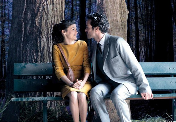 Photos- Audrey Tautou et Romain Duris font renatre Lcume des jours