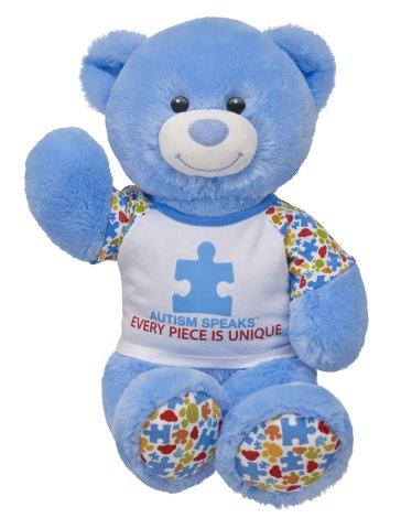 Build-A-Bear Workshop Offers a Unique Piece to Support Autism Speaks
