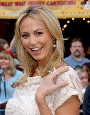 Stacy Keibler at the Disneyland premiere of Walt Disney Pictures' Pirates of the Caribbean: Dead Man's Chest