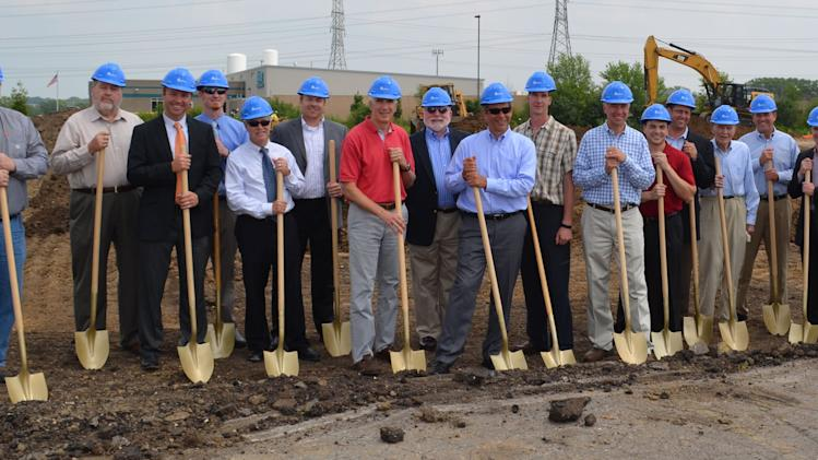 Meritex Breaks Ground for 130,000 Square Foot Highcrest Distribution Center in Roseville, Minnesota