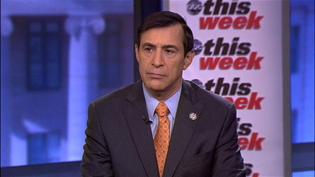 Darrell Issa: President's Executive Privilege Claims 'Simply Wrong'