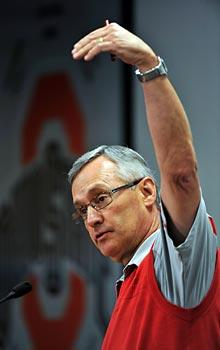 Compounding mistakes cost Tressel his job