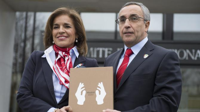 Madrid outlines plans in bid to host 2020 Olympics