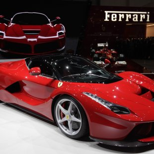 Ferrari unveils its fastest ever model