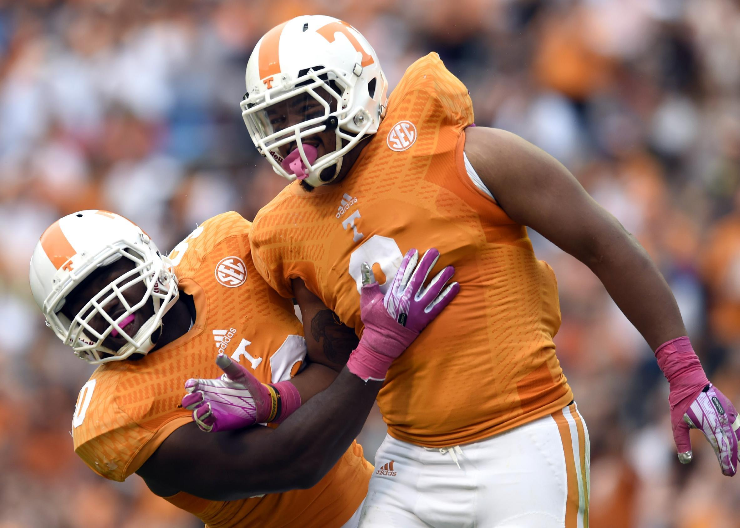 Vols seek to build on momentum with winning season