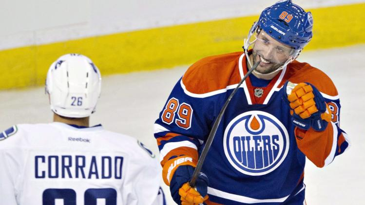 Coyotes acquire Sam Gagner from Lightning