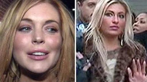 Lindsay Lohan Arrested for Alleged Assault