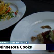 Local Farmers And Restaurants Take To MN Cook's Stage