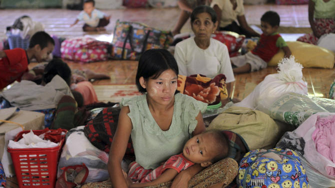 Despite Myanmar reforms, much remains to be done