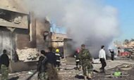 Iraq: 33 Dead In Bomb Blasts And Gun Attack