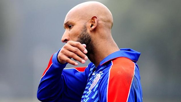 FOOTBALL 2012 Shanghai - Nicolas Anelka