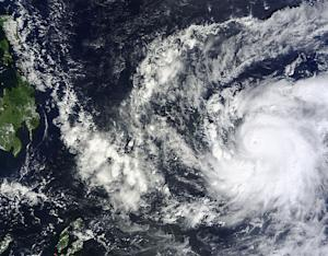 Super Typhoon Bopha to Hit the Philippines