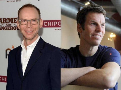 Chipotle CEOs