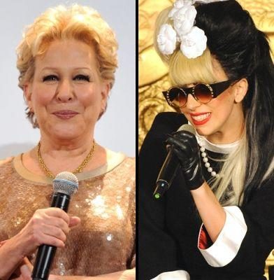 Lady Gaga Responds To Bette Midler's Twitter Claim Over Mermaid Act