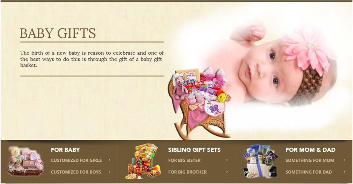 Find a Truly Memorable Baby Gift