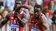 Les relayeurs amricains du 4 x 100 m ont envoy un message clair  leurs adversaires jamacains. Ils ont tabli vendredi la meilleure performance mondiale de l&#39;anne  Monaco
