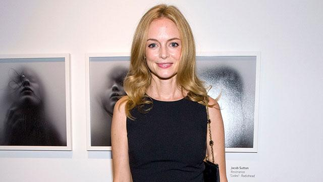 5 Questions with Heather Graham