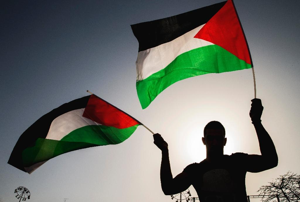 Israel opposes Palestinian flag-raising at the UN