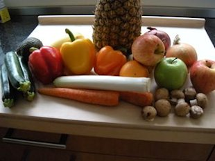 Fruit and vegetables 002