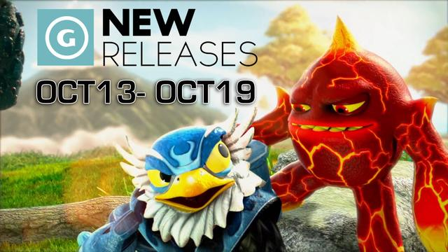 New Releases: Skylanders, Valhalla Knights 3, The Stanley Parable, Star Wars & Wipeout Oct 13th - 19th