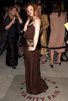 Mena Suvari 73rd Academy Awards Vanity Fair Party Beverly Hills, CA 3/25/2001