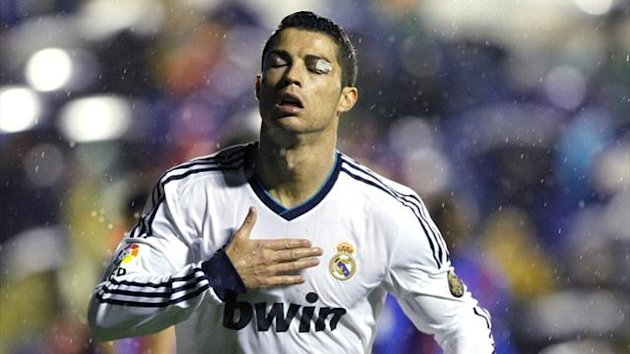 "9 - Cristiano Ronaldo - The forward became the first player ever to score against every team in a single season in La Liga as Real Madrid claimed the title. Since then, however, Real have dropped off the pace at the start of the current season with Ronaldo revealing that he was ""unhappy"" and ""sad"" with a 'professional issue'."