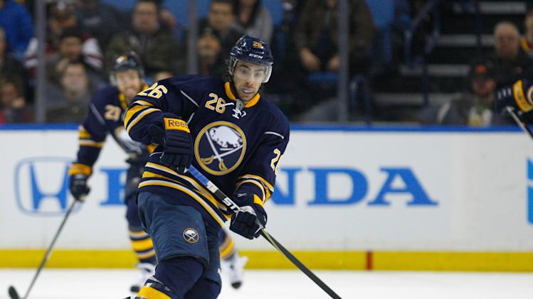 Matt Moulson signs 5-year deal with Sabres, praises their 'clea…