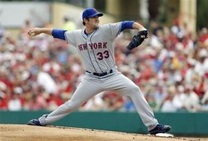 Harvey strikes out 6 as Mets top Cardinals 3-2