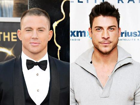 Channing Tatum, Vanderpump Rules' Jax Taylor Were Roommates!
