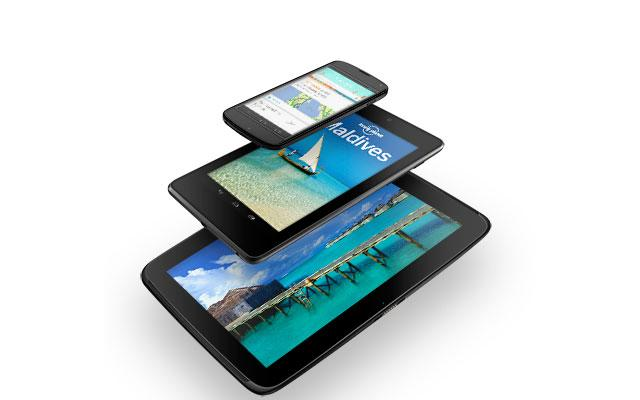 Google Reveals Nexus 4, Nexus 10 and Updated Nexus 7