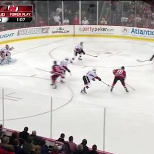 Craig Anderson Save on Travis Zajac (01:15/2nd)