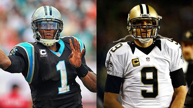 Will Cam or Drew control NFC North Showdown?