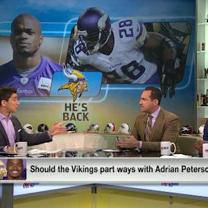 NFL Media's Kriegel: Adrian Peterson's fresh start should begin in Minnesota