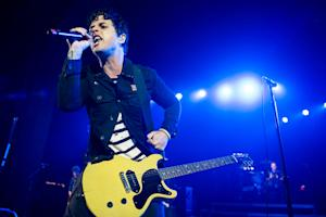 Green Day Pay Tribute to Joe Strummer