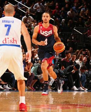 US picks 12-man roster for basketball World Cup