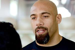 For Lavar Johnson, It's Bellator Heavyweight Championship or Bust