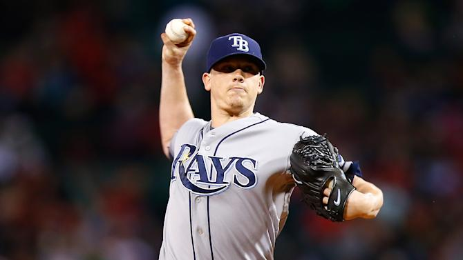 D-Backs Acquire Pitcher Hellickson From Rays