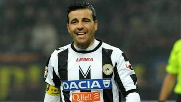 Serie A - Di Natale: I turned down Milan