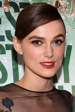 Keira Knightley attends the 'Anna Karenina' New York Special Screening at Florence Gould Hall on November 7, 2012 in New York City -- Getty Images