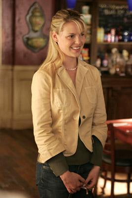 Katherine Heigl in Streaming Hot Coffee's Caffeine