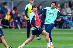 Martino: Messi has the look of a killer