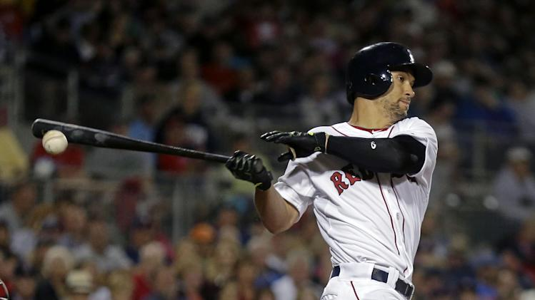 Grady Sizemore to start in CF for Red Sox