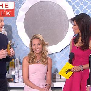 The Talk - The Silky Hair Dare Challenge