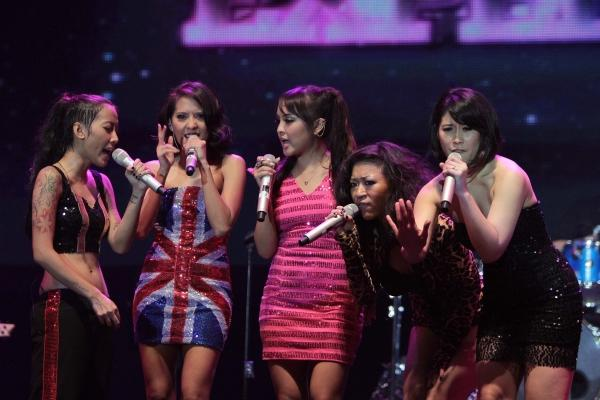 Spice Girls Experience di Java Soulnation 2012