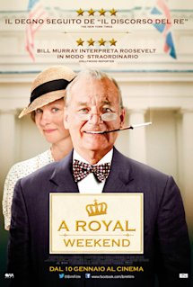 Poster di A Royal Weekend