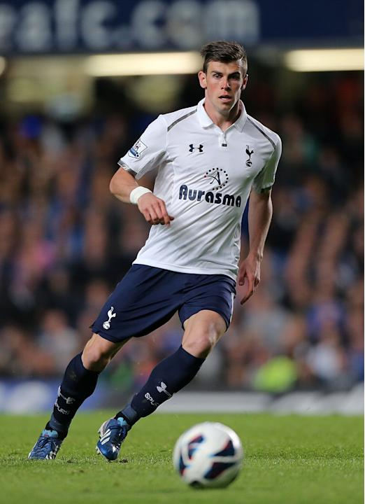 Soccer - Gareth Bale File Photo