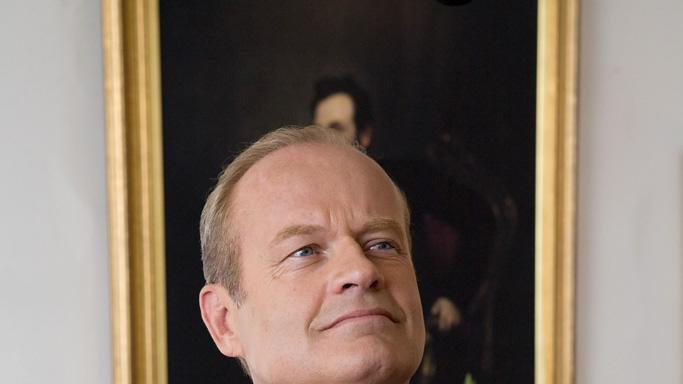 Kelsey Grammer Swing Vote Production Walt Disney 2008
