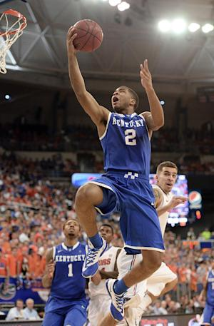 Once No. 1, reeling Kentucky is now unranked