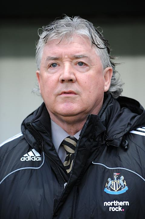 Soccer - Joe Kinnear Filer